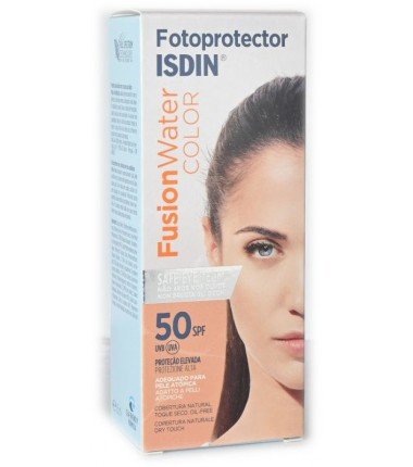 Fusion Water Color Spf 50 Fotoprotector Isdin