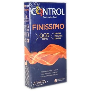 Preservativo Finissimo Control