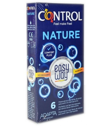 Preservativo Nature Easy Way Control