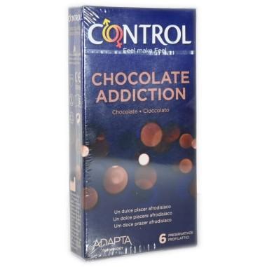 Preservativo Chocolate Addiction
