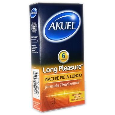 Preservativo Long Pleasure Akuel