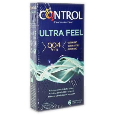 Preservativo Ultra Feel Control