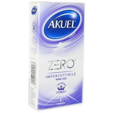 Preservativo Zero Impercettibile King Size Akuel