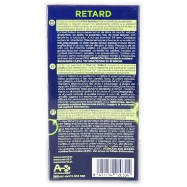 Preservativo Retard Control