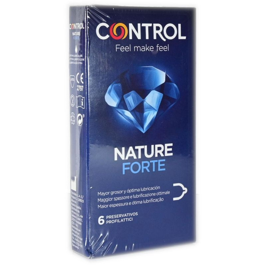Preservativo Nature Forte Control