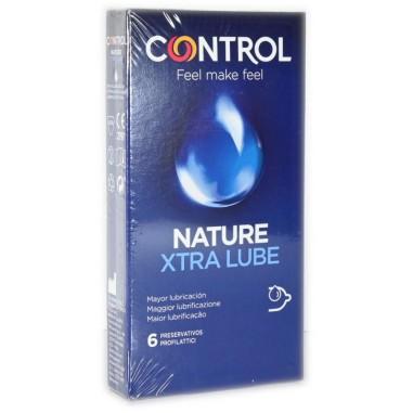 Preservativo Nature Xtra Lube Control