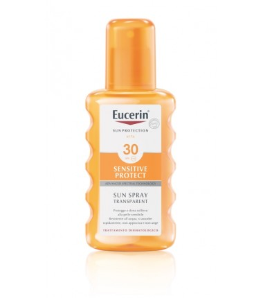Sensitive Protect Sun Spray Transparent SPF 30