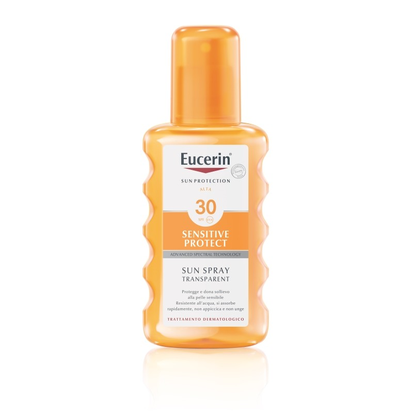 Sensitive Protect Sun Spray Transparent SPF 30