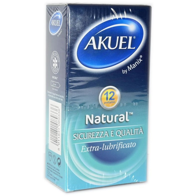 Preservativo Natural Akuel