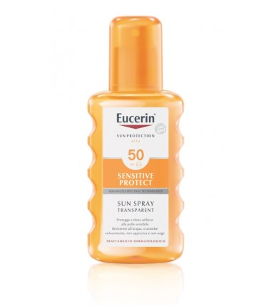 Sensitive Protect Sun Spray Transparent SPF 50