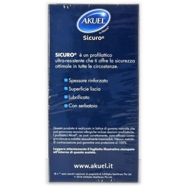 Preservativo Sicuro Akuel