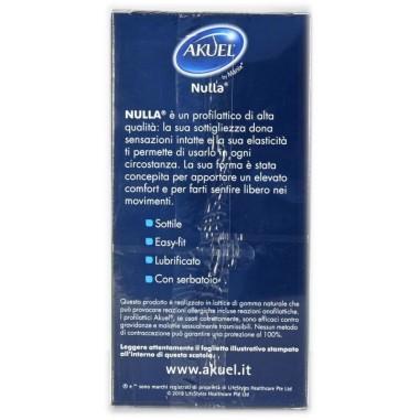 Preservativo Nulla Akuel