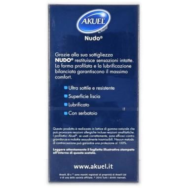 Preservativo Nudo Akuel