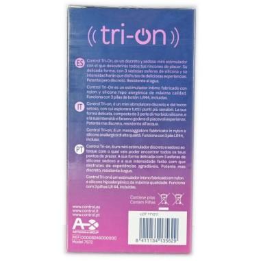Vibratore Tri-on Control