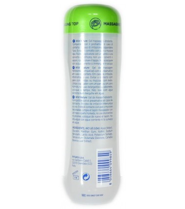 Gel Massaggio Idratante Wild Nature Control