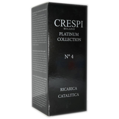 Ricarica Catalitica Platinum Collection N° 4 Crespi Milano
