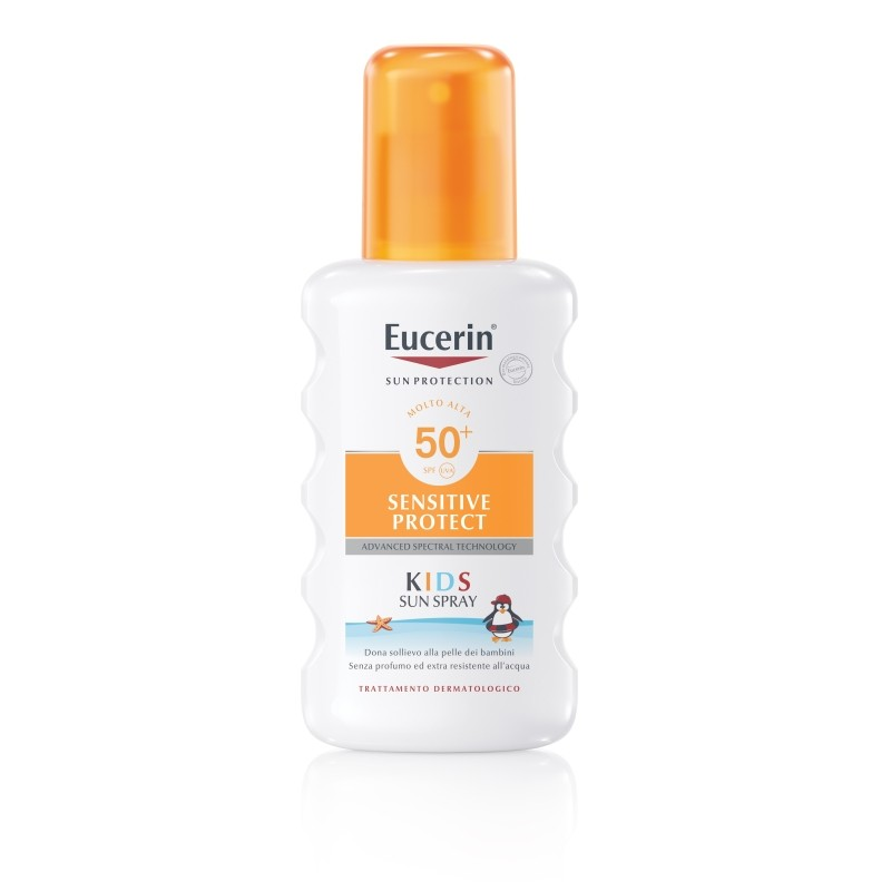 Sensitive Protect Kids Sun Spray SFP 50+