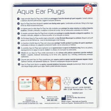 Tappi Auricolari Aqua Pic