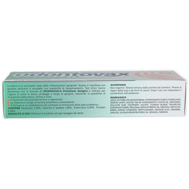 Dentifricio Protezione Gengive Odontovax