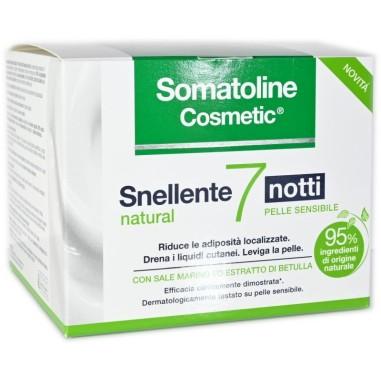 Snellente 7 Notti Natural Somatoline Cosmetic