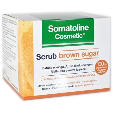 Scrub Brown Sugar Somatoline Cosmetic