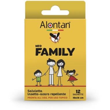 Salviette Neo Family Alontan