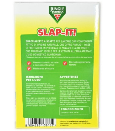Slap-it! per Bambini Jungle Formula