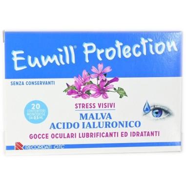 Eumill Protection Gocce Oculari Lubrificanti ed Idratanti