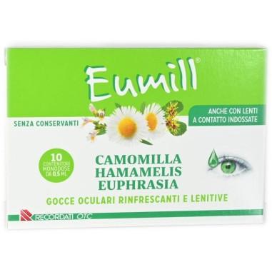 Eumill Gocce Oculari Rinfrescanti Lenitive