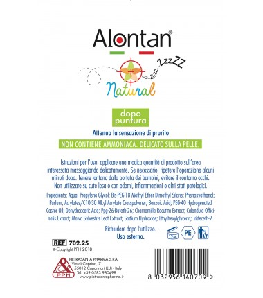Penna Dopo Puntura Natural Alontan
