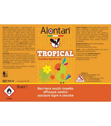 Spray Tropical Alontan