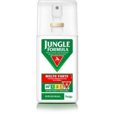 Repellente Antizanzare Spray Molto Forte Jungle Formula