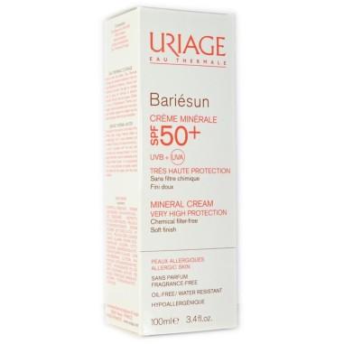 Crema Minerale Spf 50+ Bariésun Uriage