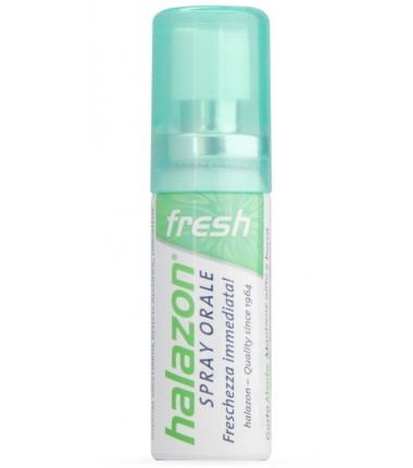 Halazon Fresh Spray Orale