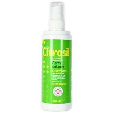 Citrosil spray cutaneo, soluzione