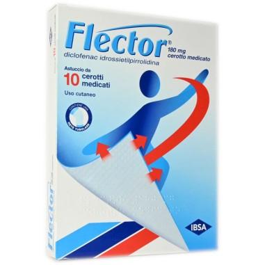 Flector Cerotto Medicato