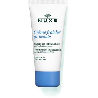 Maschera Idratante Crème Fraîche de Beauté Nuxe