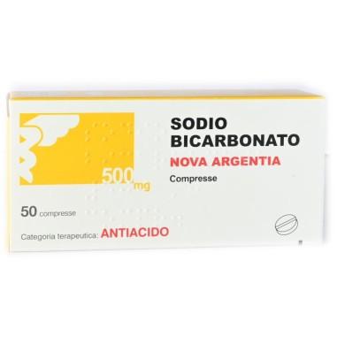Sodio Bicarbonato 500 mg