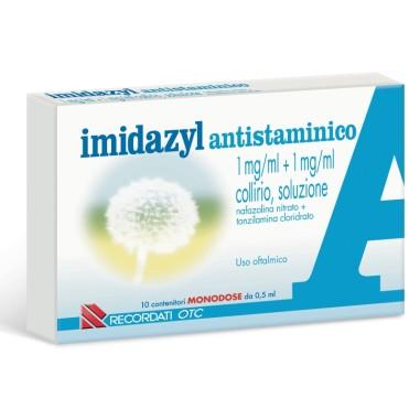 Imidazyl Antistaminico Collirio