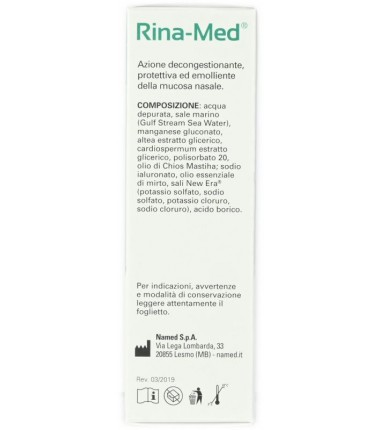 Spray Nasale Rina-Med