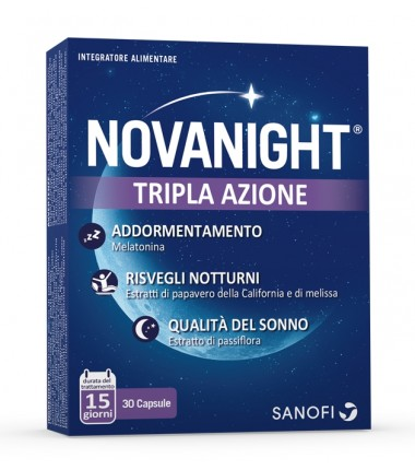 NOVANIGHT 30 compresse