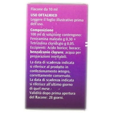 Collirio Fexactiv