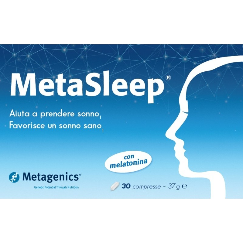 MetaSleep 30 Compresse