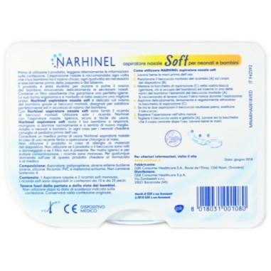 Aspiratore Nasale Soft Narhinel