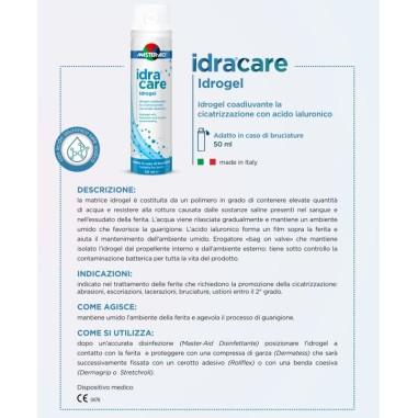 Idracare Idrogel