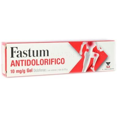 Fastum Antidolorifico Gel