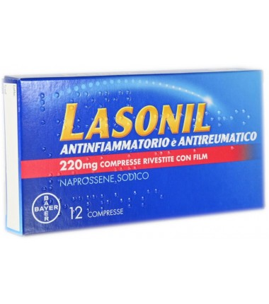 Lasonil Antinfiammatorio e Antireumatico