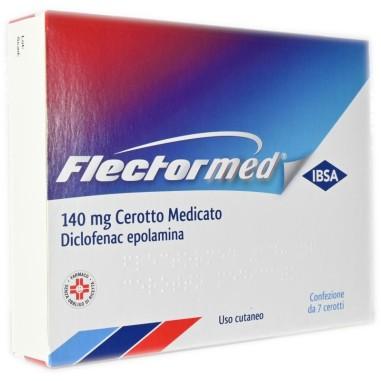 Cerotto Medicato Flectormed