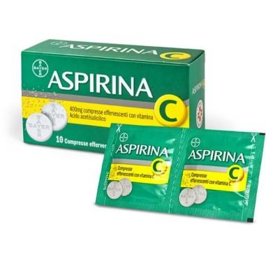 Aspirina C Compresse Effervescenti