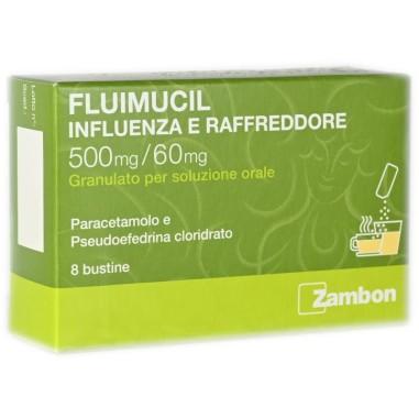 Fluimucil Influenza e Raffreddore